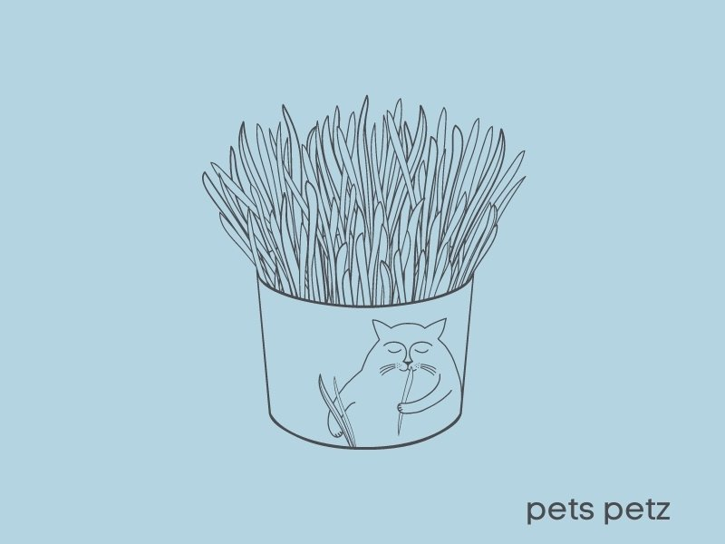 cat grass benefits for cats